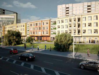 квартиры в ЖК Апарт-комплекс «Лаврский»