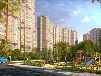 квартиры в ЖК Бутово парк