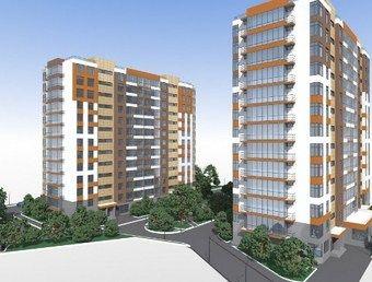 квартиры в ЖК на ул. Сосинская