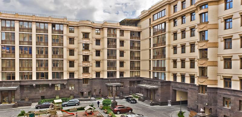 квартиры в ЖК Остоженка Парк-Палас