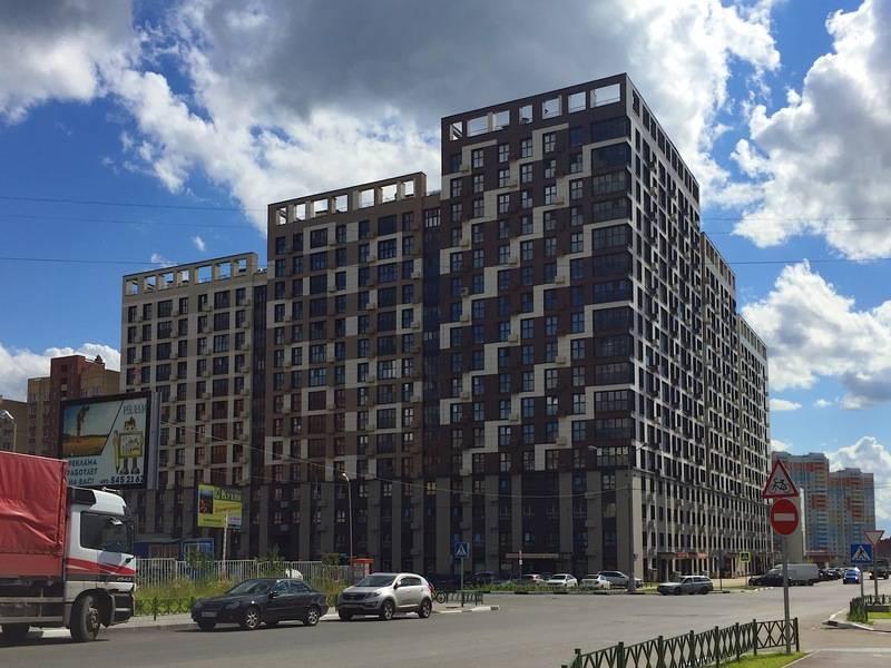квартиры в ЖК Декарт