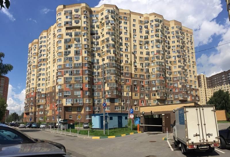 квартиры в ЖК Цветочный город