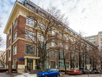 квартиры в ЖК Clerkenwell House loft-style apartments