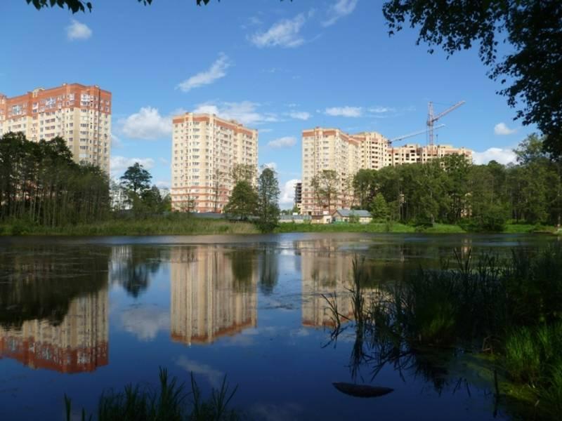 квартиры в ЖК Жилой дом в д. Федурново