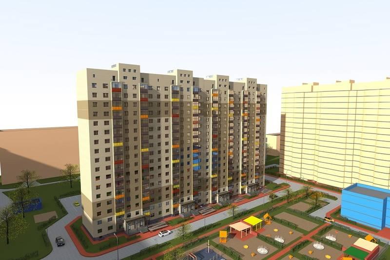 квартиры в ЖК Центральный (Ногинск)