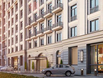 квартиры в ЖК Апарт-комплекс Софийский