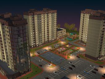 квартиры в ЖК Центральный (Воскресенск)