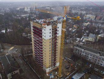 квартиры в ЖК Писаревская 5