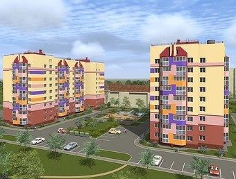 квартиры в ЖК Пушкино