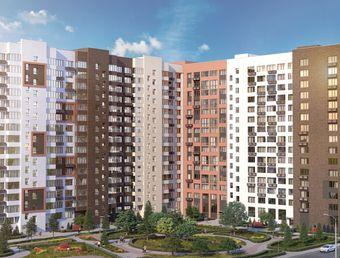 квартиры в ЖК А101 Москва