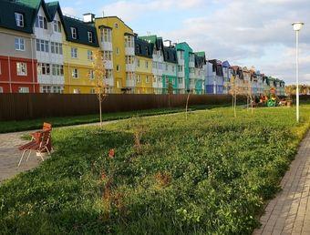 квартиры в ЖК в Лесном