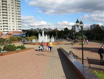 квартиры в ЖК Центральный (Пушкино)