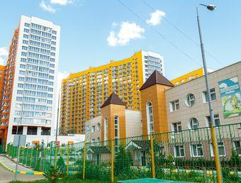 квартиры в ЖК Краски жизни