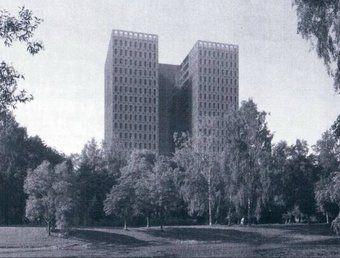квартиры в ЖК Дом на Институтском пр., 16 (LEGENDA Институтского)