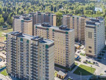 квартиры в ЖК Зеленый город