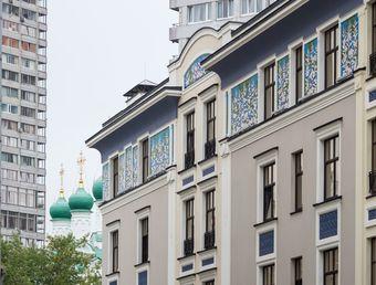 квартиры в ЖК Элитный квартал Театральный дом