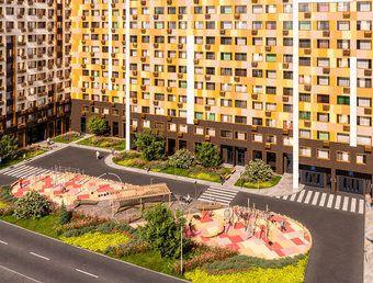 квартиры в ЖК Карамельный