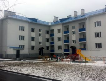 квартиры в ЖК Дом в Приморске
