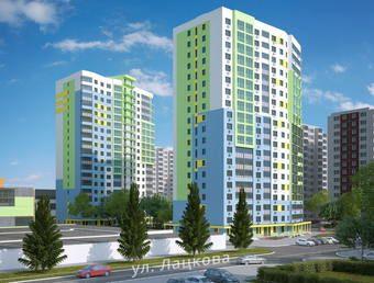 квартиры в ЖК Полетград