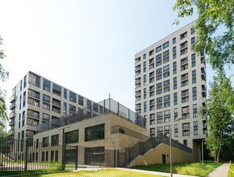 квартиры в ЖК Level Кутузовский