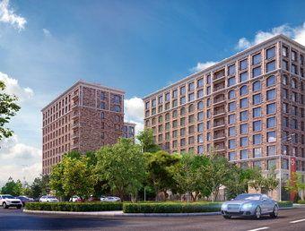квартиры в ЖК Апарт-отель Docklands.SmArt