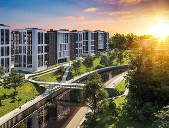 квартиры в ЖК MINIPOLIS Rafinad