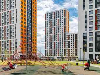 квартиры в ЖК Одинцово-1