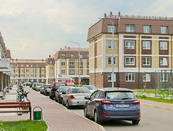 квартиры в ЖК Театральный парк