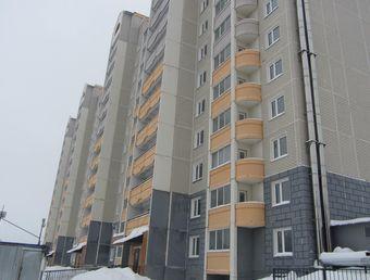 квартиры в ЖК Новая Пролетарка