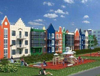 квартиры в ЖК Бельгийский квартал