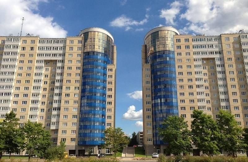 квартиры в ЖК Волховская набережная
