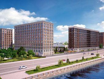 квартиры в ЖК Апарт-отель Docklands Vasilievsky