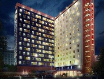 квартиры в ЖК Апарт-отель Vertical на Сампсониевском