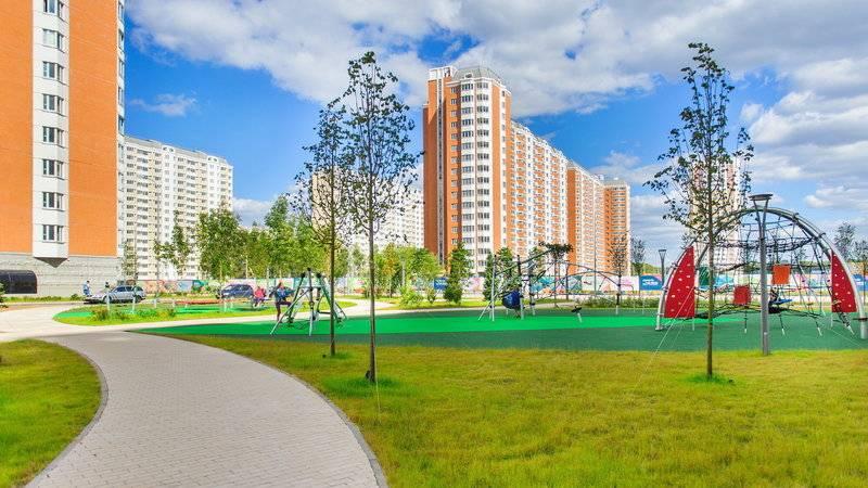 квартиры в ЖК Первый Московский