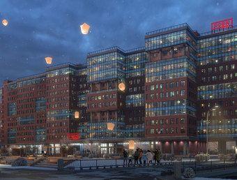 квартиры в ЖК апарт-отель Zoom Apart
