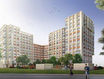 квартиры в ЖК на ул. Нижегородская, 74