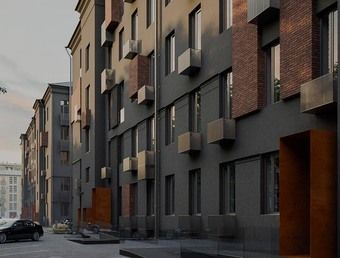 квартиры в ЖК апарт-комплекс Парковая Апартаменты