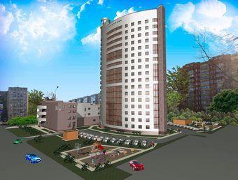 квартиры в ЖК на ул. Тверская