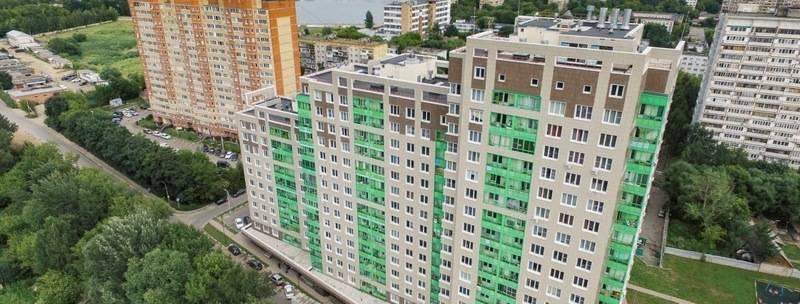 квартиры в ЖК Красково