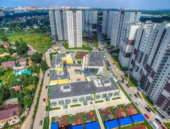 квартиры в ЖК Одинцовский парк