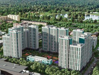 квартиры в ЖК Семеновский парк