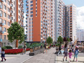 квартиры в ЖК Центральный (Новые Ватутинки)