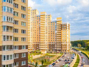 квартиры в ЖК Одинбург