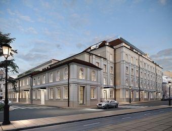 квартиры в ЖК апарт-комплекс BVLGARI HOTEL & RESIDENCES MOSCOW