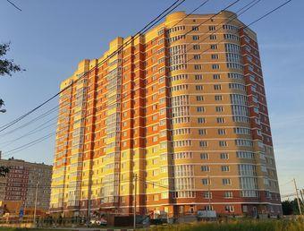 квартиры в ЖК на ул. Кирова, 15 (микрорайон Центральный)