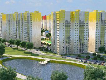 квартиры в ЖК Зеленоградский
