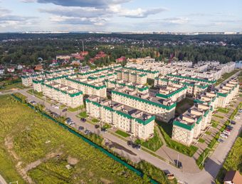 квартиры в ЖК Одинцовские кварталы
