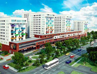квартиры в ЖК Цветной бульвар