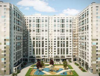 квартиры в ЖК Серебро