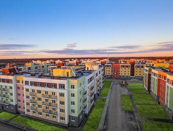 квартиры в ЖК Юнтолово